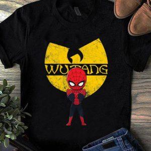 Premium Wu Tang Clan Spiderman shirt