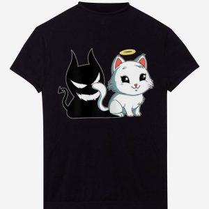 Pretty Angel Devil Cat Kitty Demon shirts