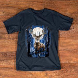 Pretty Deer Hunting Halloween Hunters Big Whitetail Buck shirt