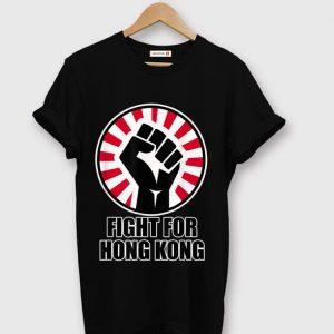 Pretty Fight For Hong Kong shirt
