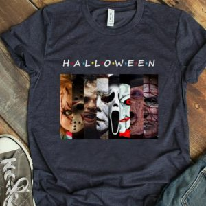 Pretty Halloween Killers Horror Character shirt