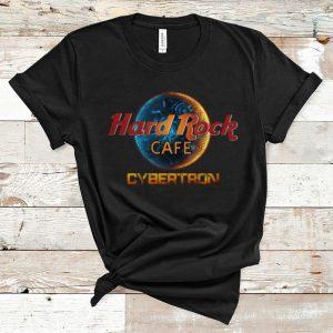 Top Cybertron Hard Rock Cafe shirt