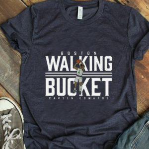 Awesome Boston Walking Bucket Carsen Edwards shirt