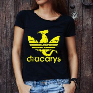 Awesome Dragon Adidas Dracarys Game Of Thrones shirt