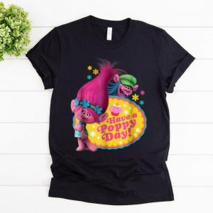 Awesome DreamWorks' Trolls Poppy and Cooper Happy shirt