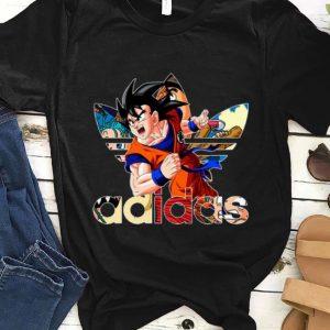 Awesome Goku Dragon Ball Adidas shirt