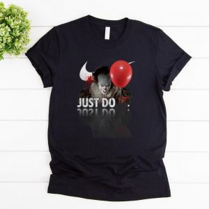 Awesome Just Do It Nike Pennywise shirt
