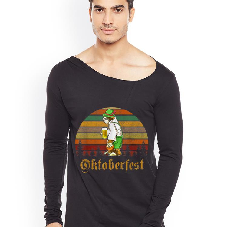 Awesome Vintage Sloth Beer Octoberfest shirt 4 - Awesome Vintage Sloth Beer Octoberfest shirt