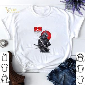 Blood moon Samurai Ninja Japanese shirt sweater