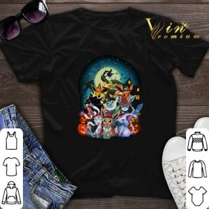 Eevee Evolution Pokemon Halloween shirt