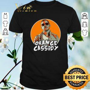 Funny Orange Cassidy Jersey shirt sweater