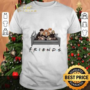 Harry Potter Characters Friends TV Series shirt