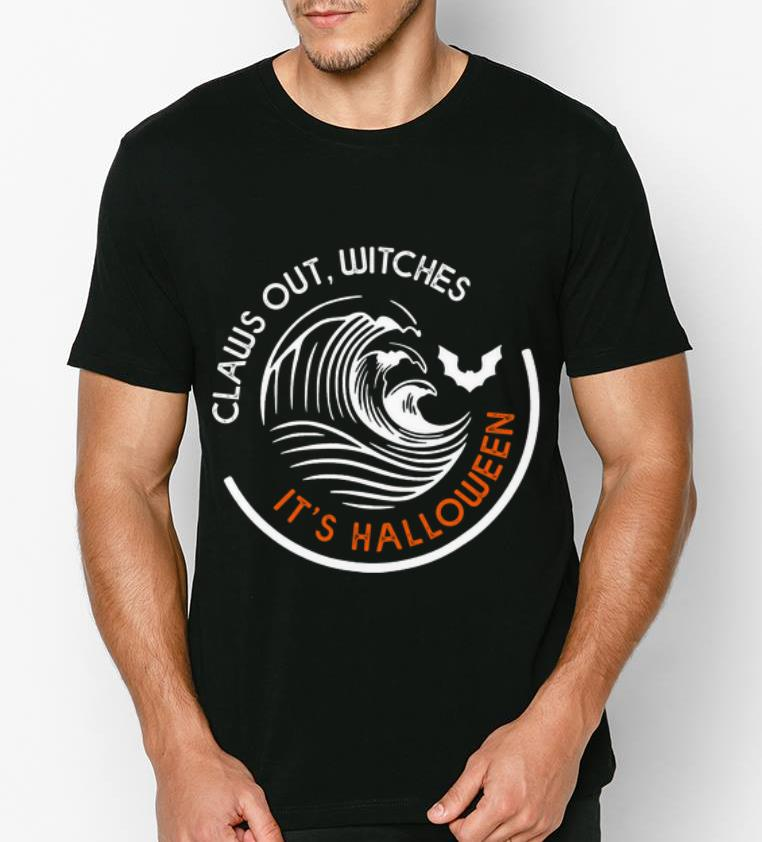 Hot Claws Out Witches It s Halloween shirt 4 - Hot Claws Out Witches It's Halloween shirt