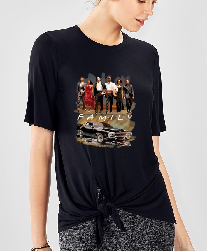 Hot Friends TV Show Fast and Furious shirt 4 - Hot Friends TV Show Fast and Furious shirt