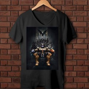 Hot Game Of Thrones Thanos King shirt