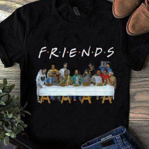 Hot Legends Rapper's Last Supper Friends shirt