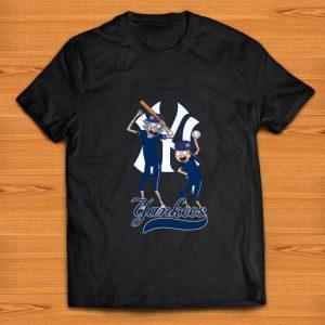 Hot New York Yankees Rick And Morty shirt
