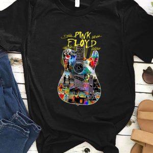Hot Pink Floyd Guitar Signatures shirt