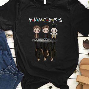 Hot Supernatural Reflection Mirror Water Friends Hunters shirt