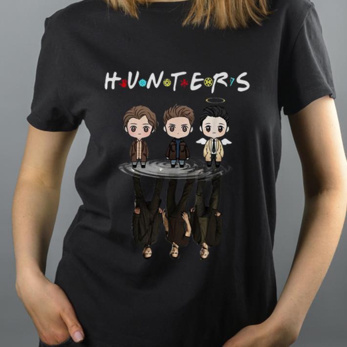 Hot Supernatural Reflection Mirror Water Friends Hunters shirt 4 - Hot Supernatural Reflection Mirror Water Friends Hunters shirt