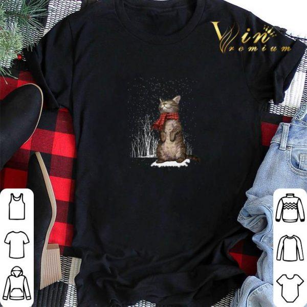 Merry Christmas Cat 2019 shirt sweater