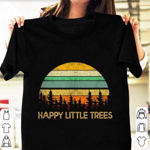 Nice Happy Little Trees Vintage shirt