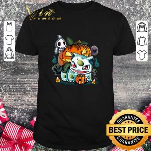 Official Fushigidane Dia De Los Bulbos Halloween shirt