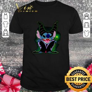 Official Maleficent Stitch witch shirt