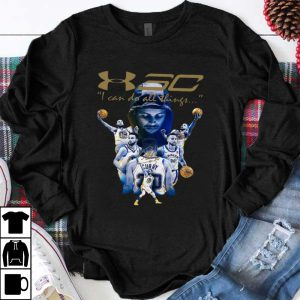 Official Stephen Curry I Can Do All Things Golden State Warriors Signature shirt