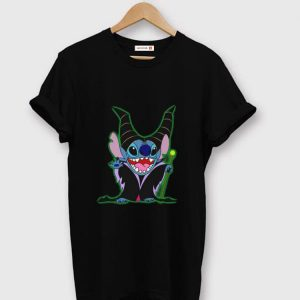 Official Witch Maleficent Stitch shirt