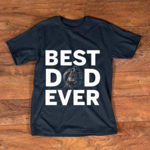 Original Avengers Best Dad Ever shirt