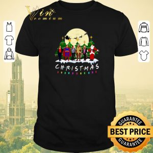 Original Christmas Friends The One with the Halloween Party shirt