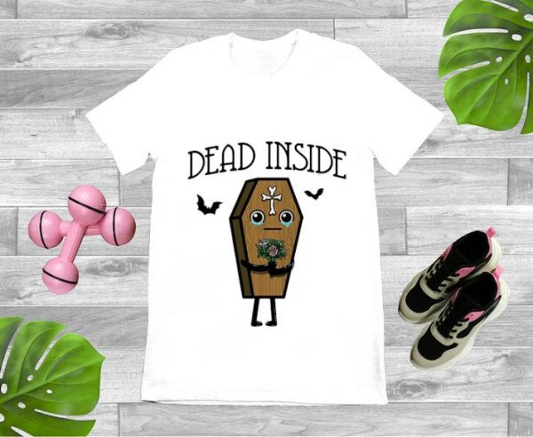 Original Coffin Dead Inside Halloween shirt
