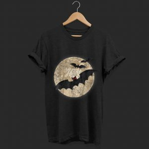 Original Halloween Bat Moon Costume Halloween shirt