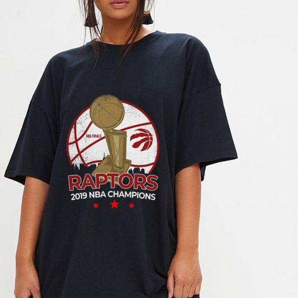 Original NBA 2019 Finals Champions Roster Toronto Raptors shirt