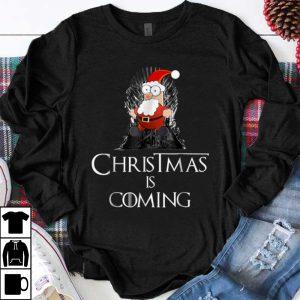 Original Santa Claus Christmas Is Coming Game Of Thrones shirt
