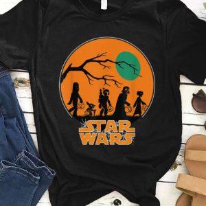 Original Star Wars Characters Halloween shirt