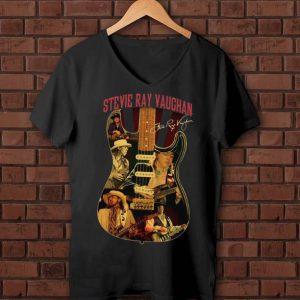 Original Stevie Ray Vaughan Guitarist Signature shirt