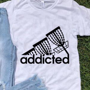Premium Adidas Disc Golf Addicted shirt
