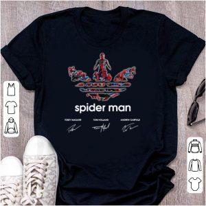 Premium Adidas Spider Man Signatures shirt