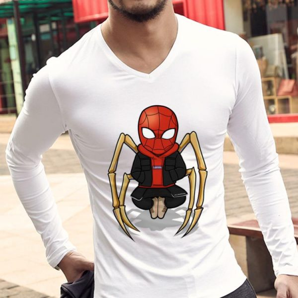 Premium Chibi Spider Man Supreme Avengers shirt
