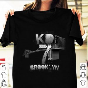 Premium KD Brooklyn #7 - Basketball Jersey Halloween Holiday Gift shirt