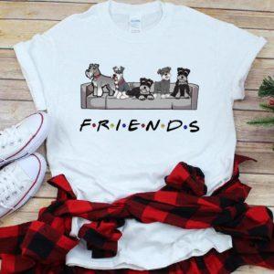 Premium Miniature Schnauzer Friends TV Show shirt