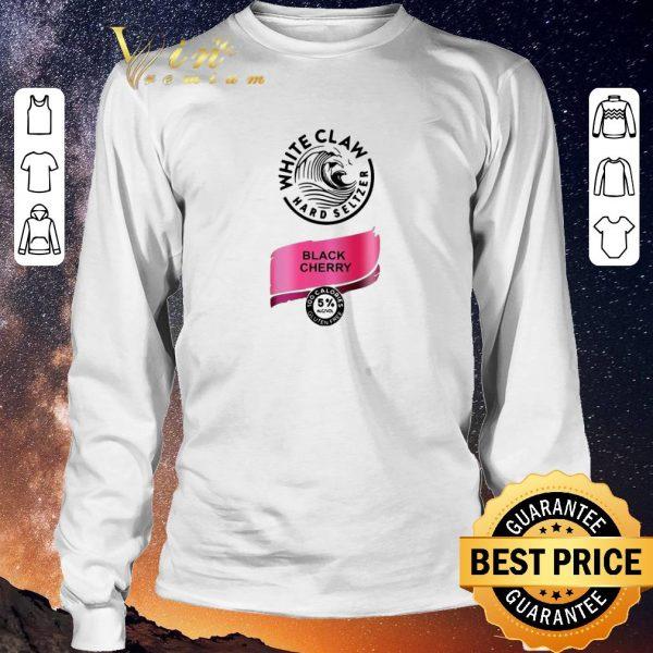 Premium White Claw Hard seltzer Black Cherry shirt sweater