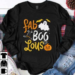 Pretty Halloween Fab Boo Lous Trick Or Treats shirt