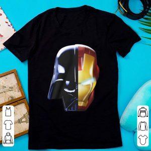 Pretty Star Wars Darth Vader Iron Man Avengers Endgame shirt