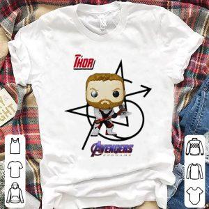 Pretty Thor Chibi Marvel Avengers Endgame shirt
