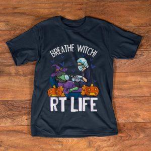 Pretty Victim Breathe Witch RT Life Halloween shirt