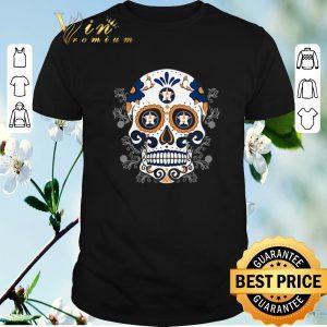 Sugar Skull Houston Astros shirt sweater