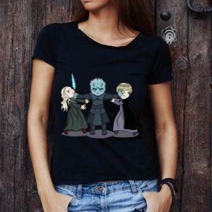 Top Game Of Thrones Got Night King Sansa And Daenerys shirt
